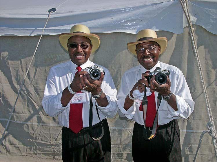 Albert & Alcuis McCoy Twins
