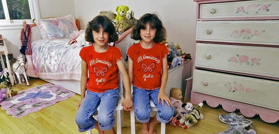 Jessica & Margaux Joelson Twins