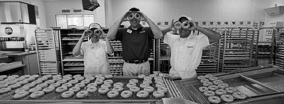 Krispy Kreme Workers