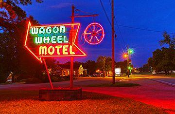 Route 66 Neon 20212016 BlueFier.com