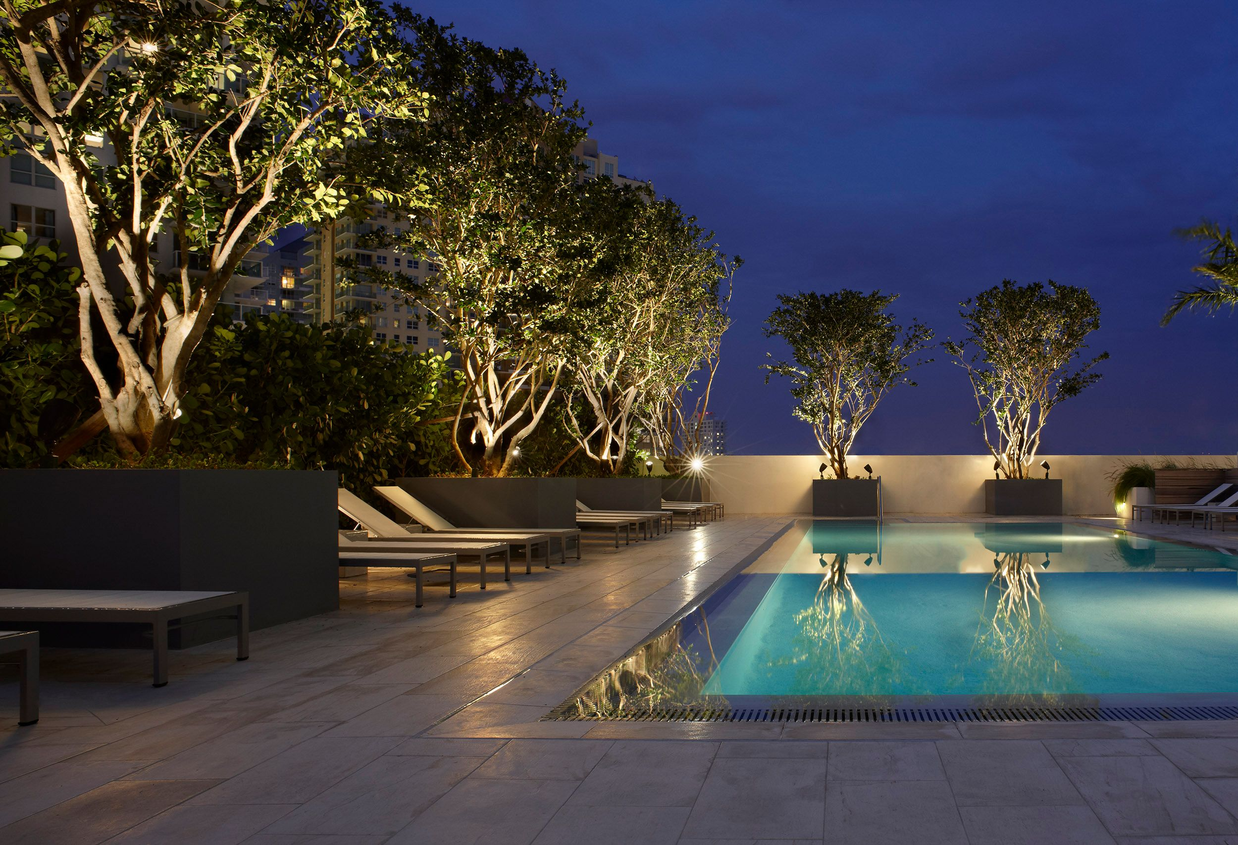 Brickell Miami Pool