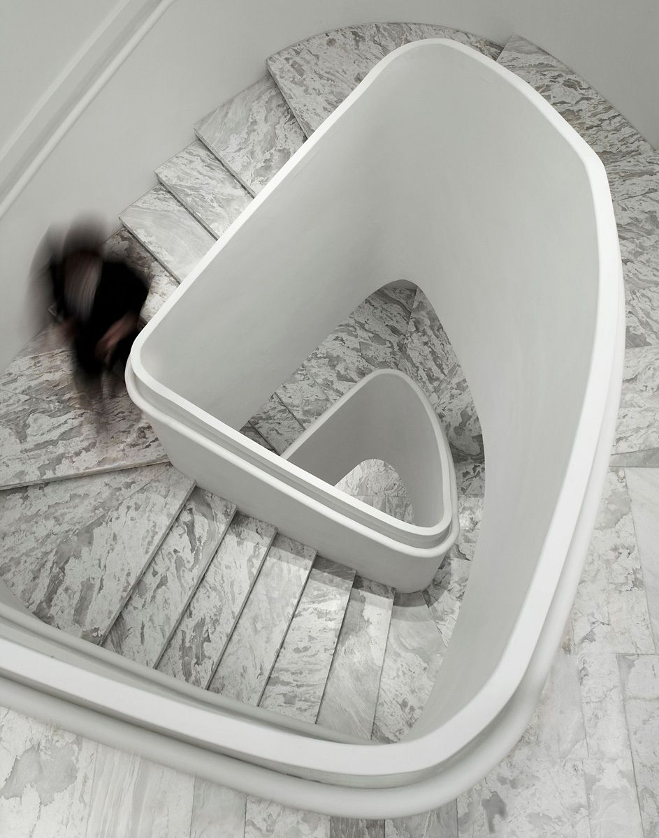Lane Crawford Beijing Stairs