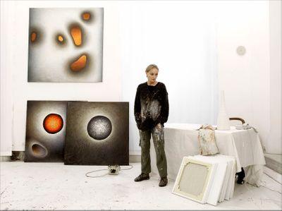 Janne  Greibesland Painter Rome Italy