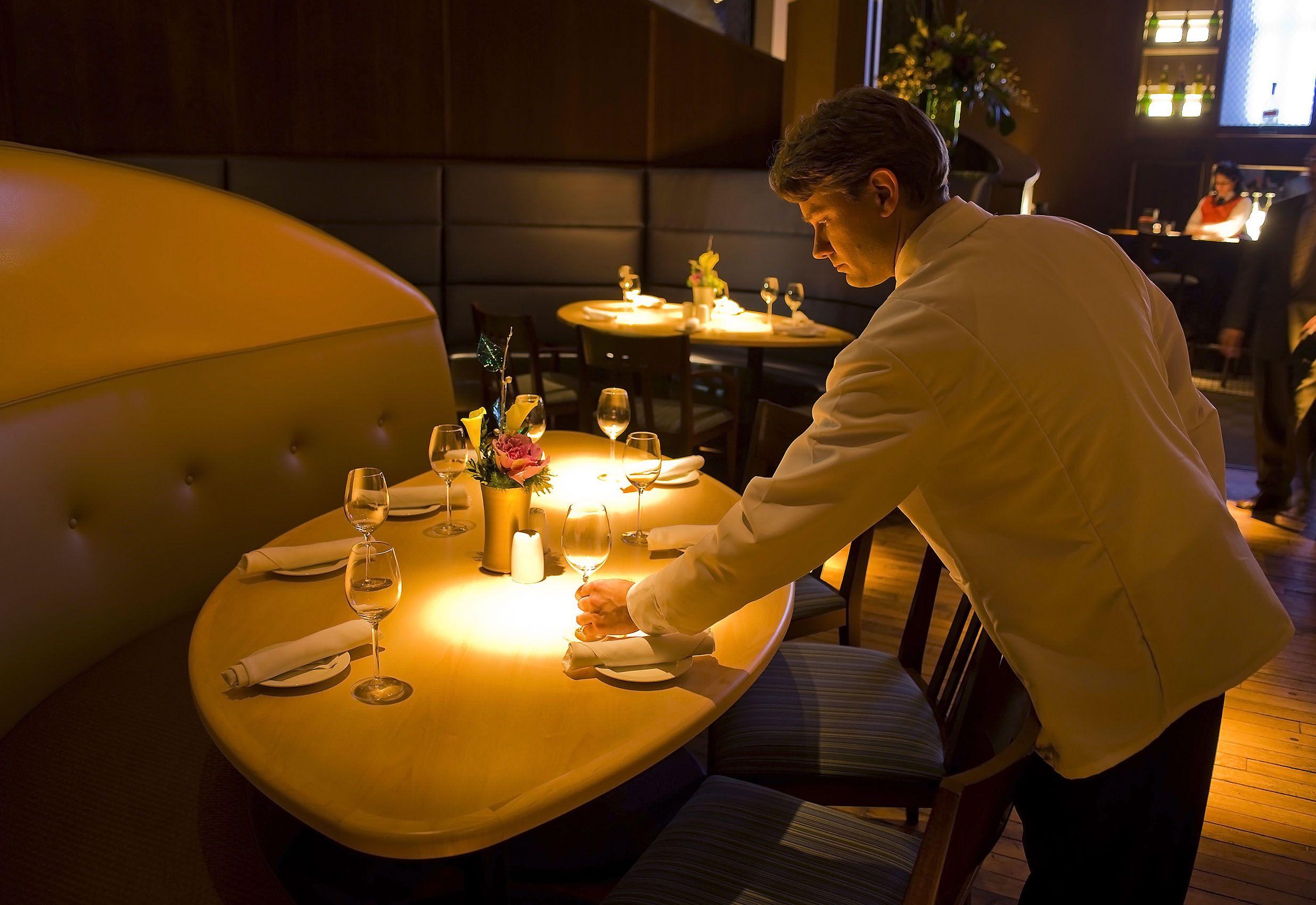 Detroit Waiter