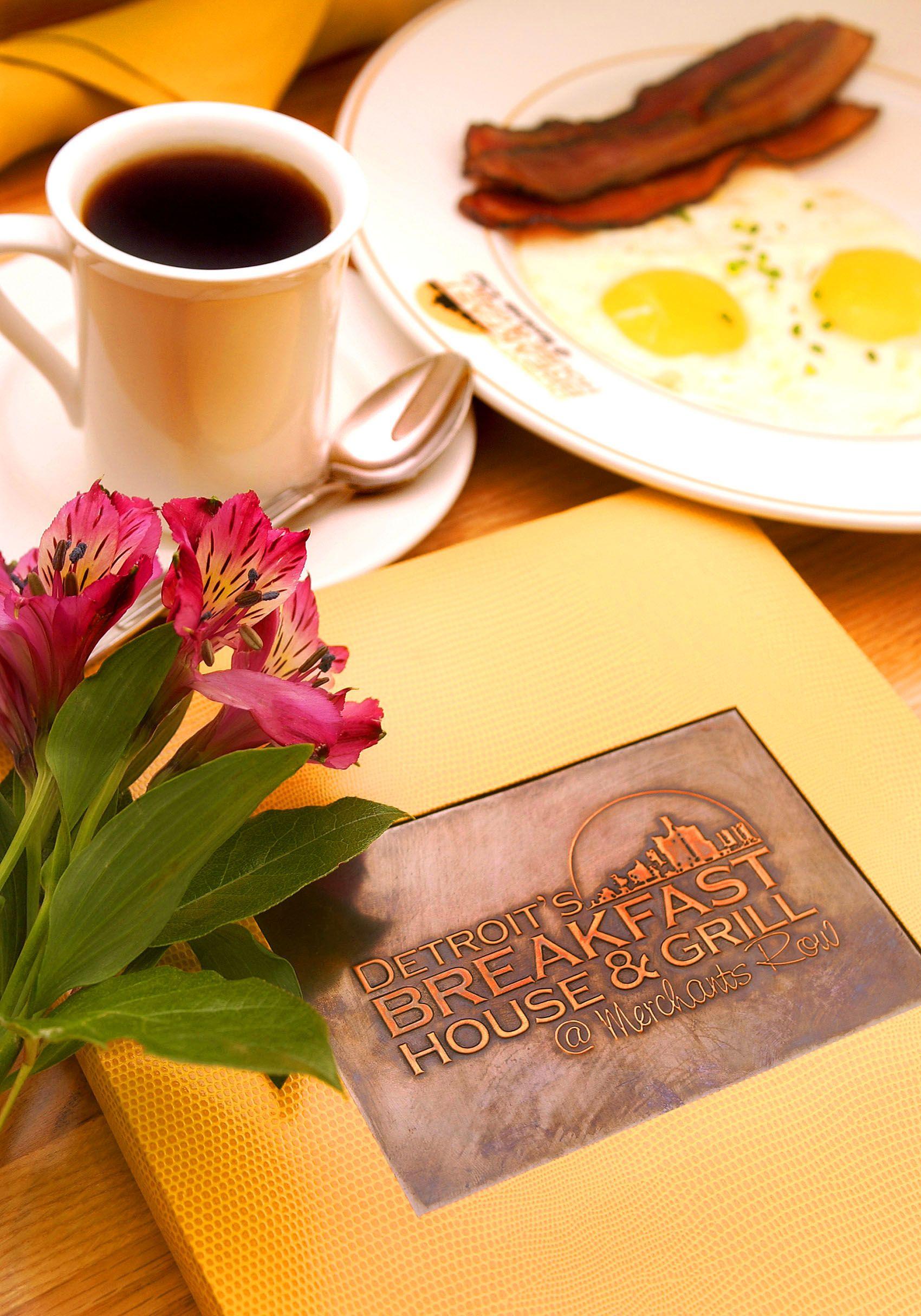 Breakfast House Menue