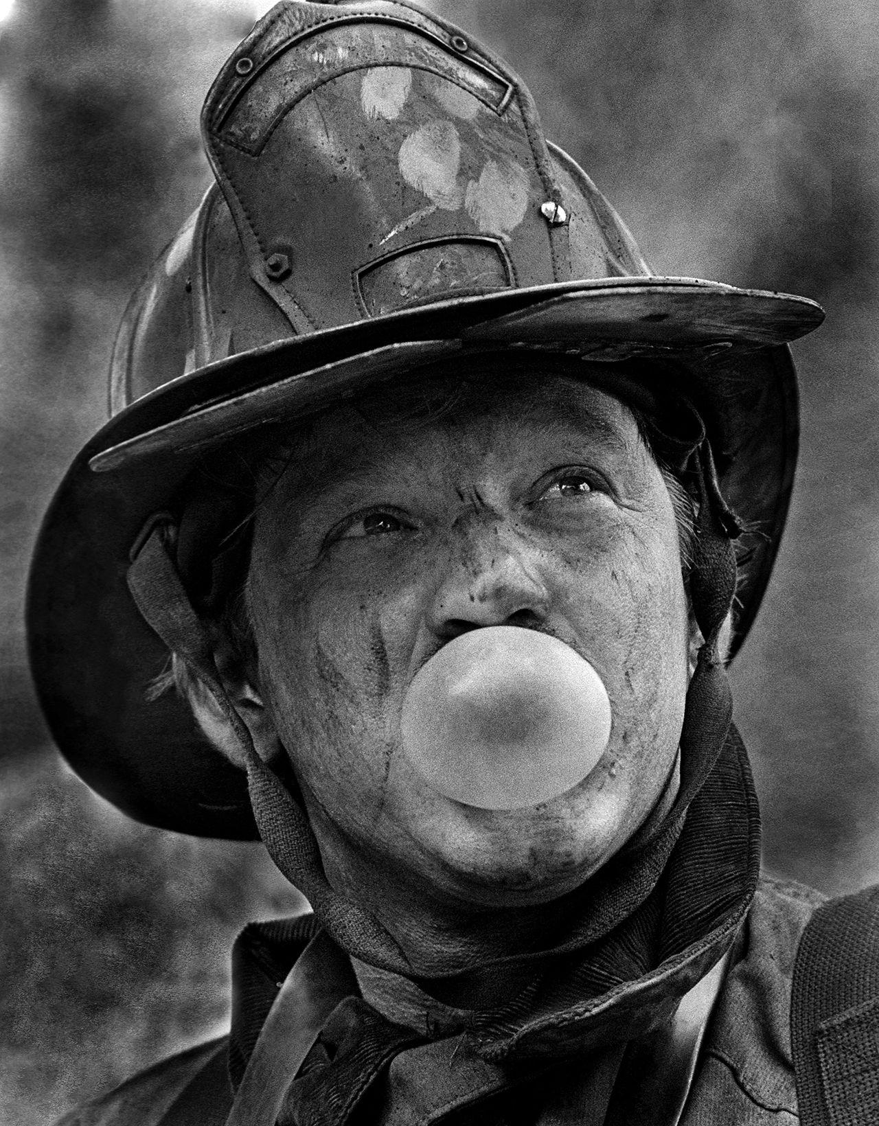 Fireman Bubble Gum