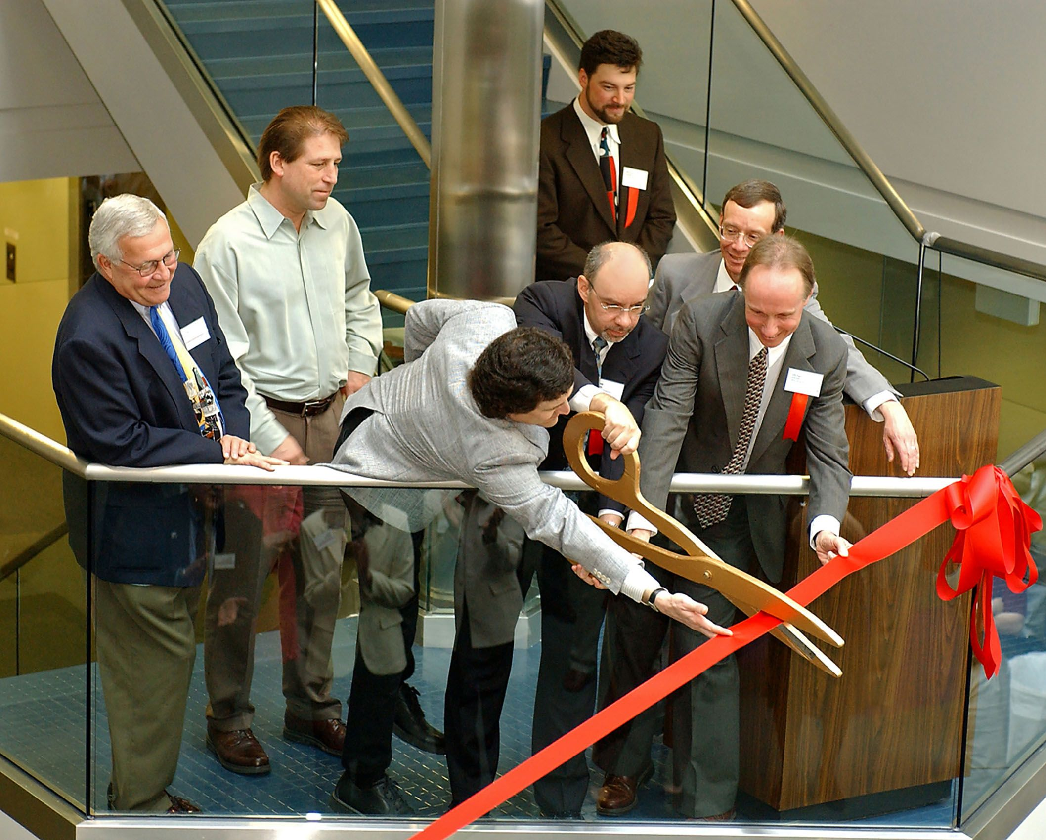 Altair Ribbon Cutting