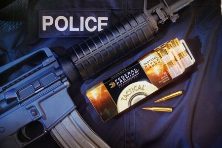 Police Tactical Products Brochure Cover