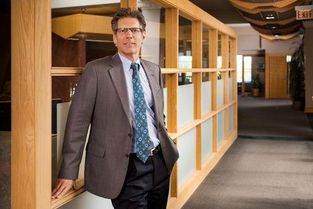 Principal Jeffrey Warner
