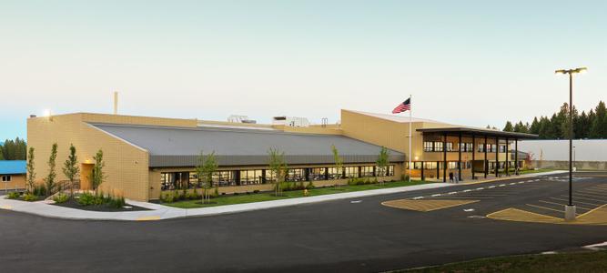 Integrus Architecture: Wellpinit Middle School/Highschool
