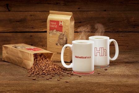 HelvetickaHaus Coffee Blend