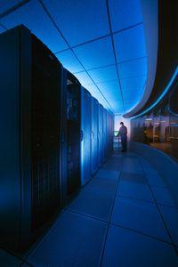 Advantage IQ server room