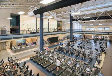 Fairchild Air Force Fitness Center Spokane