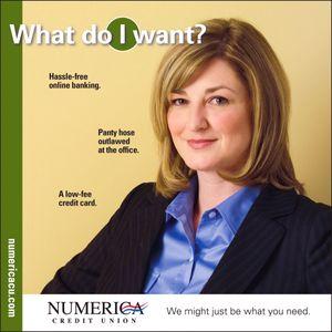 Numerica Credit Union Portrait