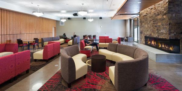 """ALSC Architects: Eastern Washington University Residence Hall """"snyamncut"""""""