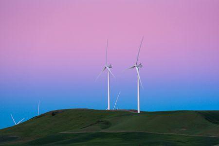 Avista Palouse Wind Farm