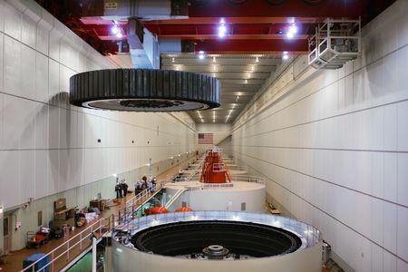 Voith Dam Generator