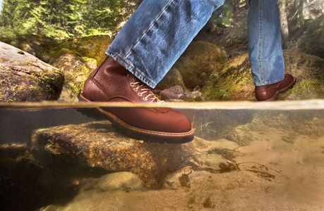 White's Outdoor Waterproof Boot Photography by J. Craig Sweat Photography