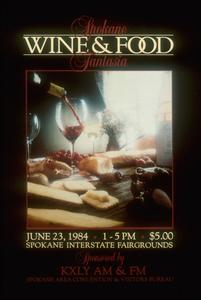 Spokane Fantasia Food & Wine Photography