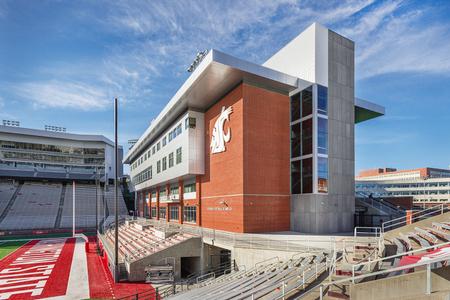 WSU Football Training Center