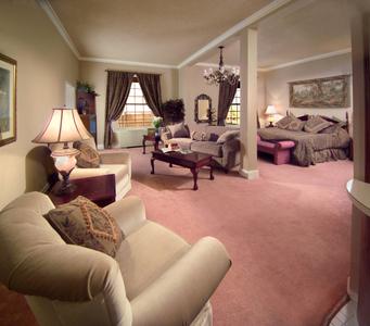 Spokane Club Hotel interior