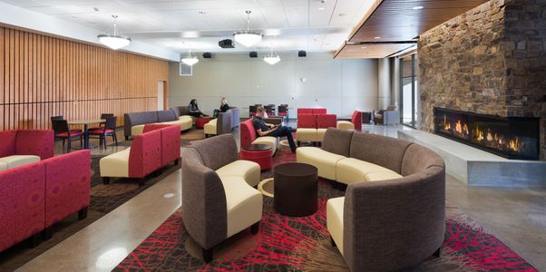 "ALSC Architects: Eastern Washington University Residence Hall ""snyamncut"""