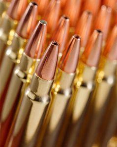 Bullet and cartridge manufacturer