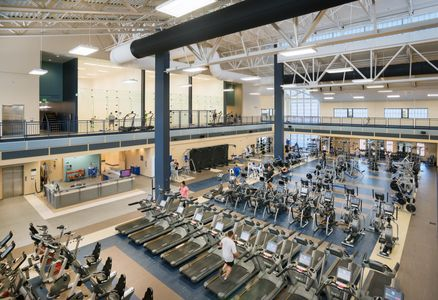 Fairchild Air Force Fitness Center Spokane