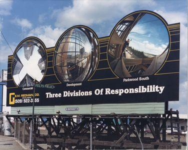 EM Redman Company Billboard, J. Craig Sweat Photography