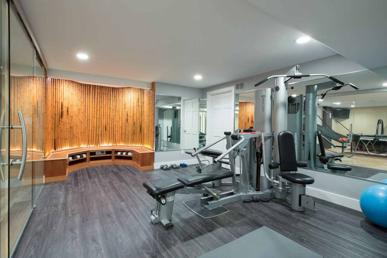 Residential Gym