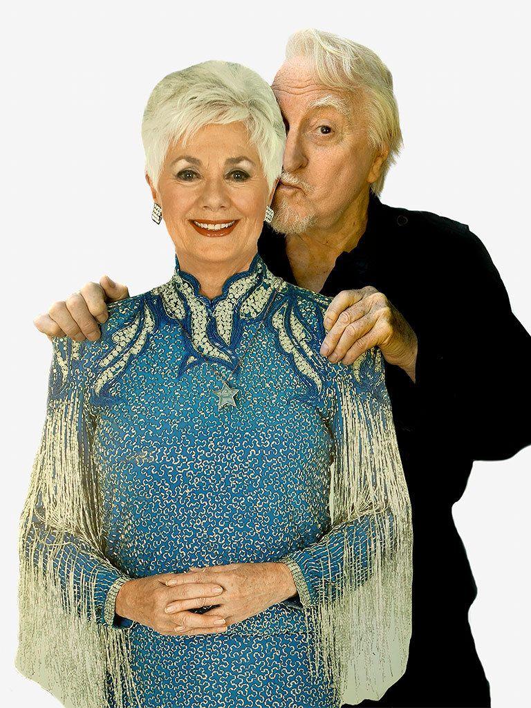 Marty Ingles and Shirley Jones