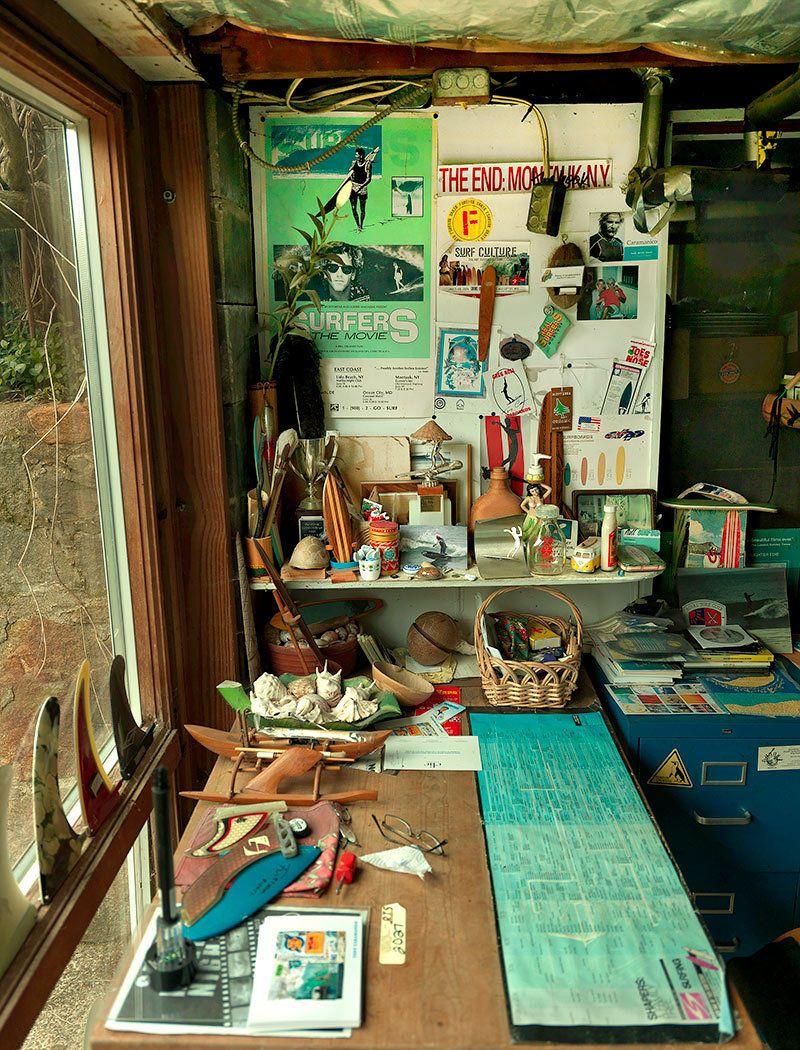 Tony Caramanico's studio