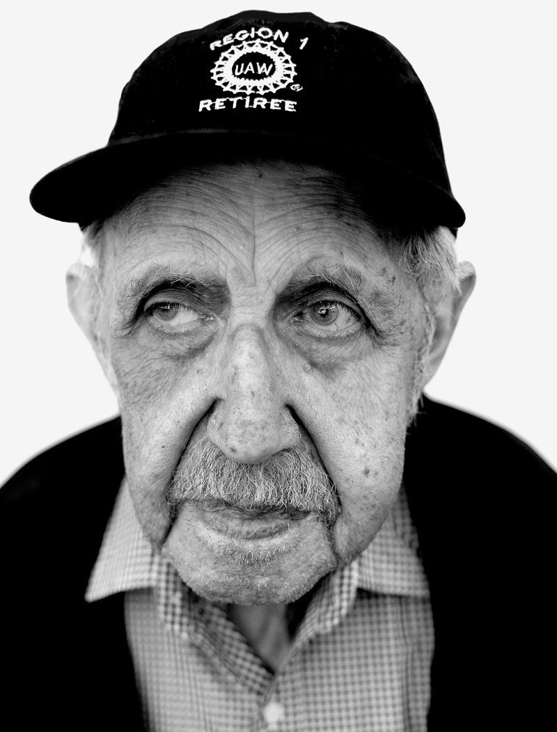 Retired Detroit factory auto builder