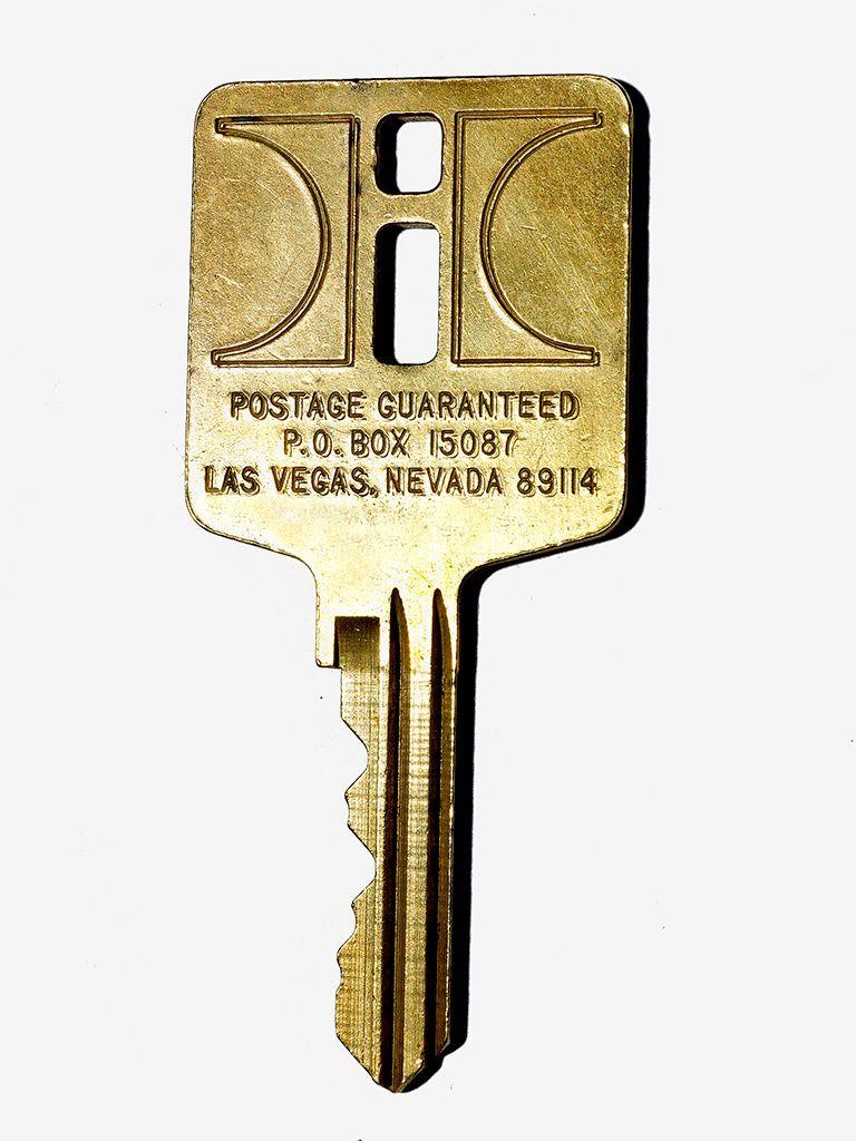 EP key at International Hotel suite - Vegas