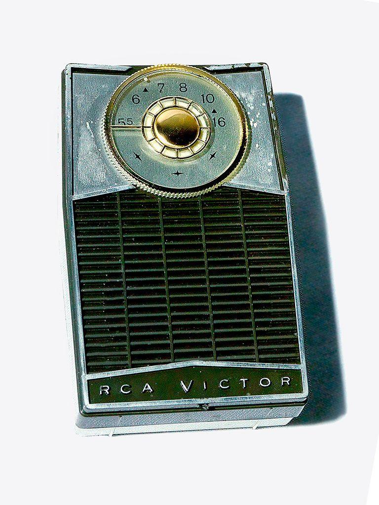 RCA portrable radio for EP Christmas gifts