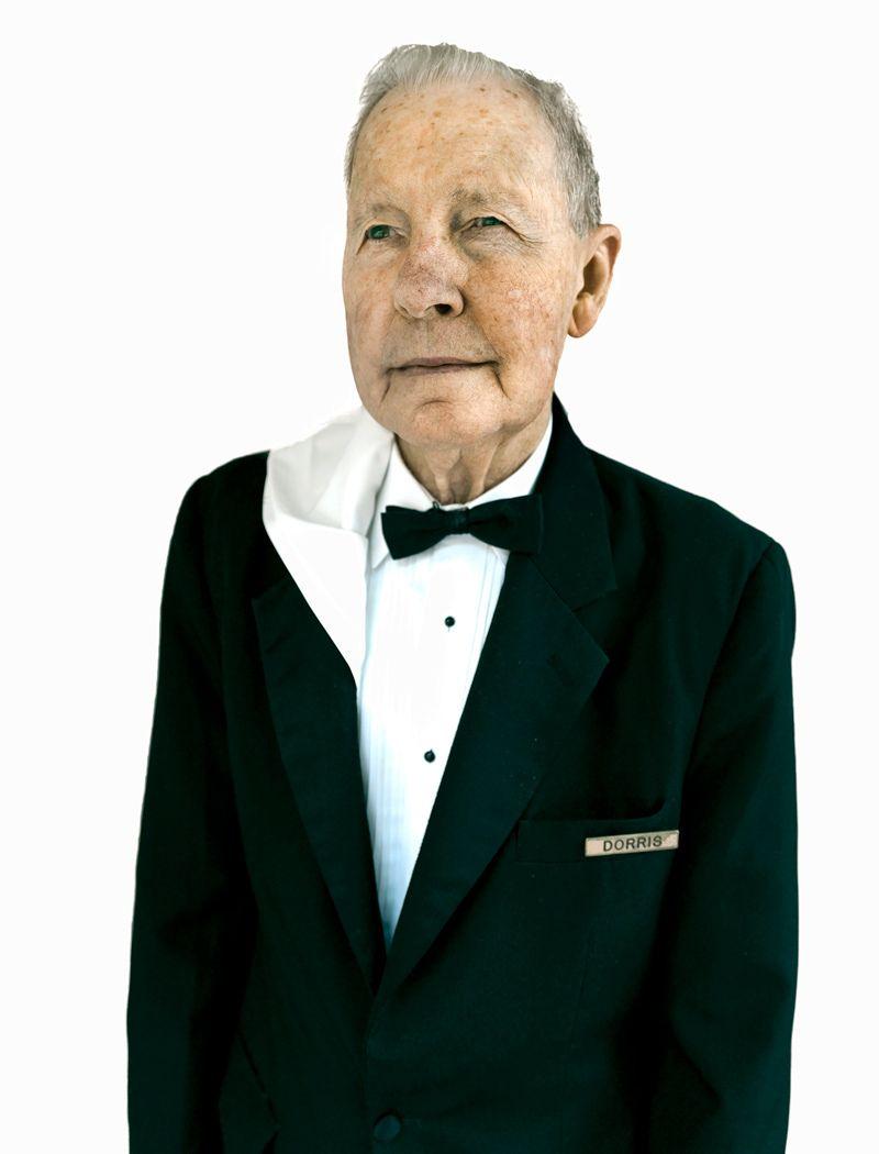 New Orleans waiter