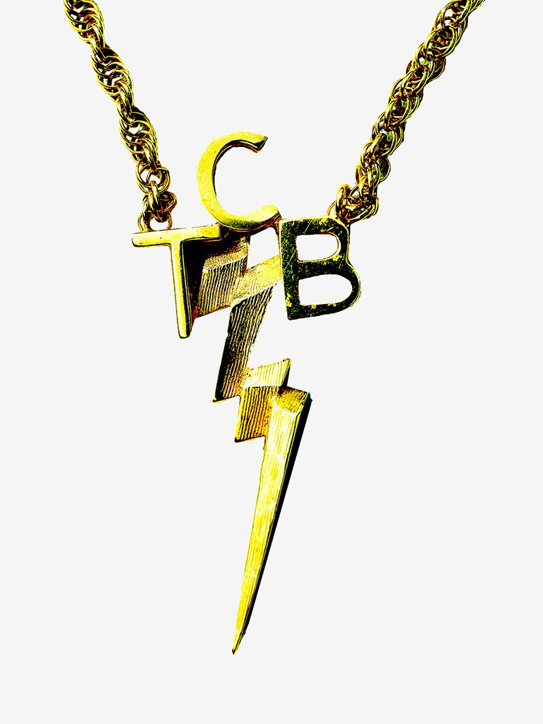 "TCB ""gift"" neckless"