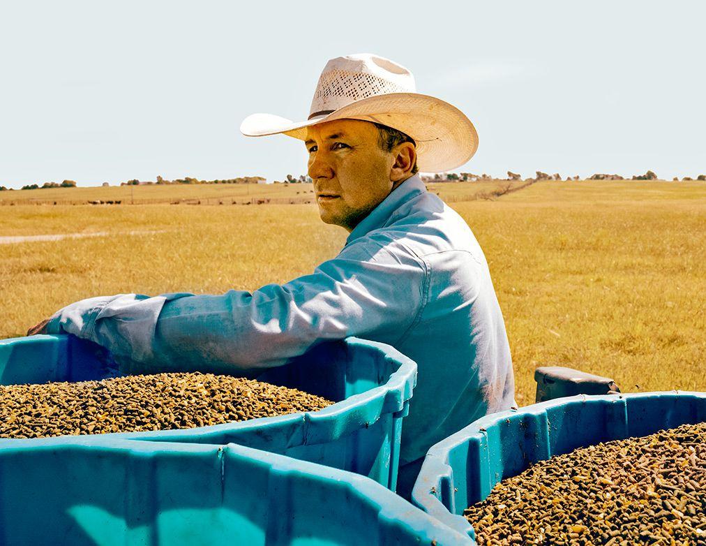 JW  Hart - Okla. ranch