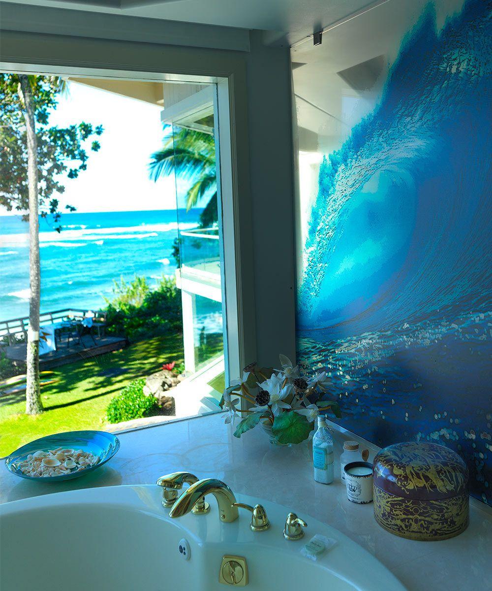 Oahu ocean home