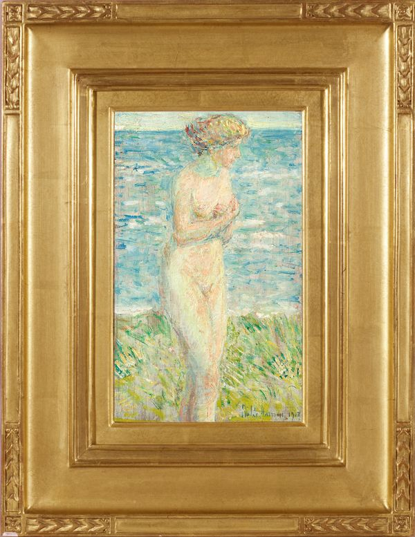 HASSAM_Bather_Framed.jpg