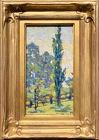 Mabel Pugh Arboreal Landscape