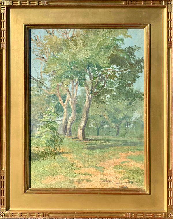 Mary Traines Tree Landscape