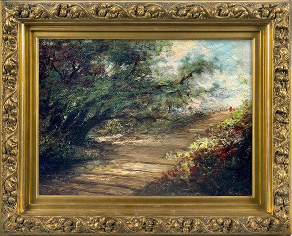 Mary Lord Stevens Path Through the Forest