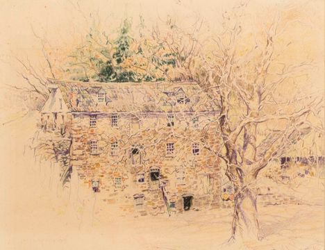 Mary Lane McMillan Stone Building, c. 1931