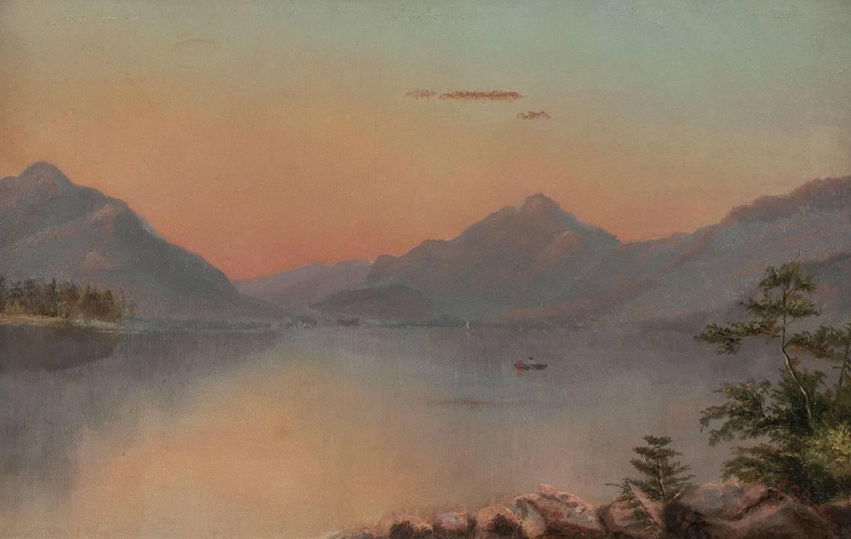 Suzanne C. Porter Lake Placid, Adirondacks Unframed