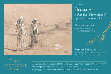Blossoms Exhibition: A Botanical Exploration of Spring in American Art