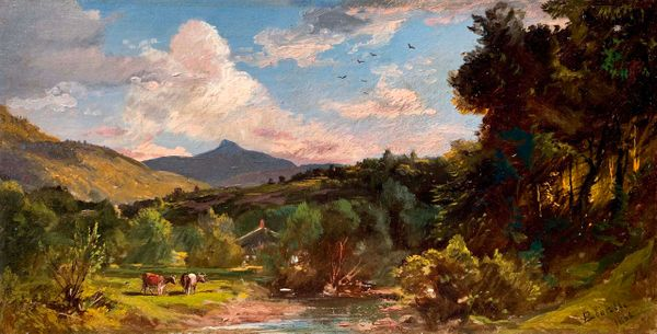 DeWitt Clinton Boutelle, View in the White Mountains, Mount Chocorua, 1866