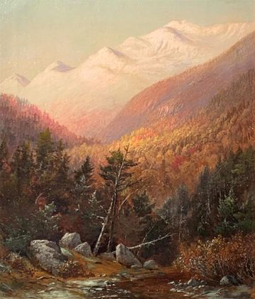 Susie M. Barstow White Mountains