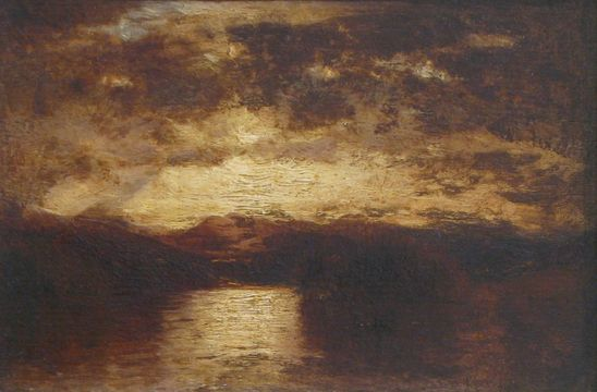 Samuel Colman Lake George Unframed.jpg