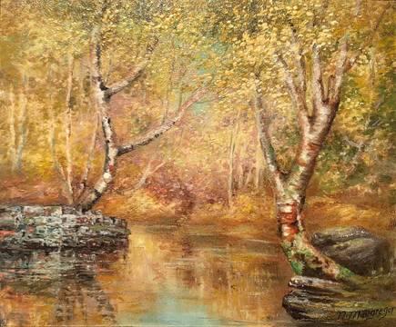 Nina MacGregor Falling Leaves